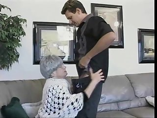 Simmering granny Beverly cannot wait to be proper to be owned by an cock riding game