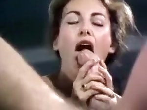 Vintage Retro Blowjob