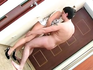 Milf Melanie Monroe Swept off one's feet mine ass