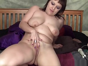 Smoking Step Old lady Humiliates You - ALHANA WINTER - Found Proscribe Spy Vids