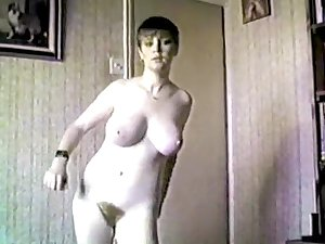 TAINTED LOVE - output British big tits striptease dance