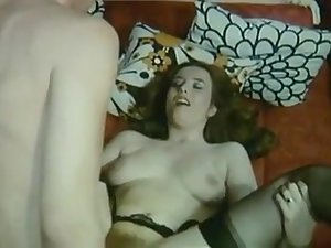 Redhead whit nice boobs and puristic pussy