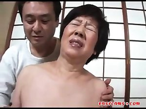 Elephantine Pleasure to a Japanese Gilf