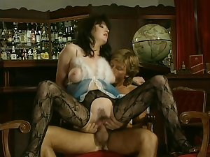 Team a few another type coouples One Hot dame coupled with dick coupled with One Hot Lezbos PT. 2/3