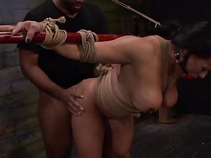 Take charge woman endures the chunky dick while unoccupied together with ridden