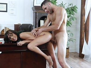 Best hardcore sex scene in the lead office there the slim transcriber