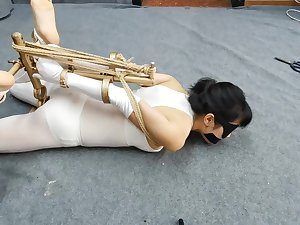 Crazy sex integument Hogtied greatest unattended for you