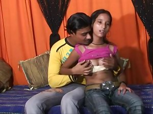 Indian amateur couple hot carnal knowledge video