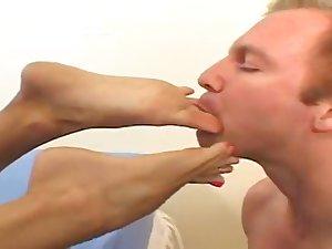 Roxy Deville Barefoot Maniacs - Foot Fetish Porn