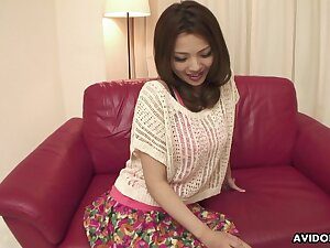 Gifted Japanese old bag Rinoa Yuuki is ready to provide every man with a nice BJ