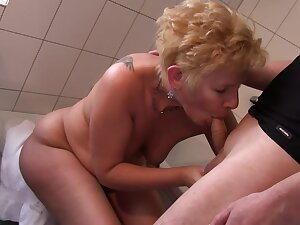 Lock pussy licking and dick sucking back mature amateurs