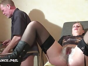 Doctor Examines Patient, With His Cock