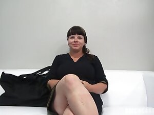 Round dark-haired with ginormous, all-natural bosoms, Zdena throated a stranger's lollipop during a porno vid pertain